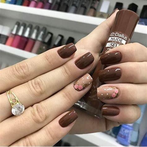 imagenes de uñas decoradas instagram 25 melhores ideias de unhas decoradas francesinha no