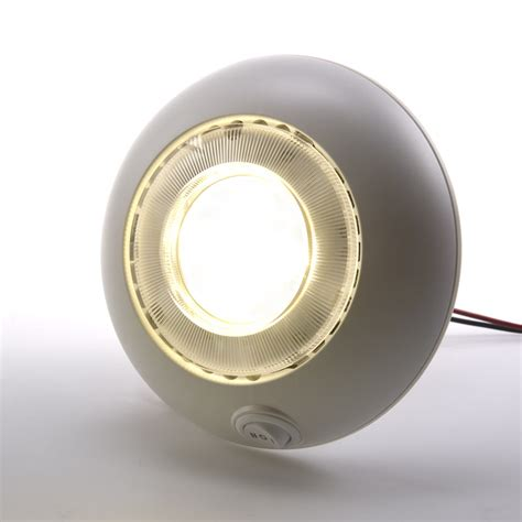 5 5 Quot Round Led Dome Light Fixture 25 Watt Equivalent Dome Light Fixture