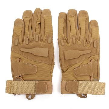 Airsoft Outdoor Glove Robotic Finger sports tactical airsoft