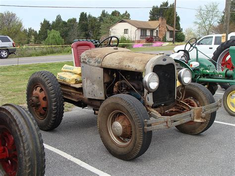 doodlebug tractor pictures ford doodlebug flickr photo