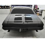 1968 Chevelle – Matte Black Color Change And Gloss