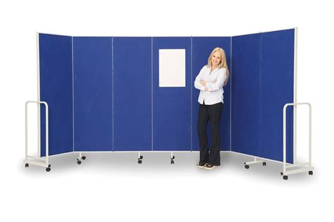 room dividers on wheels the insta wall mobile folding concertina partition screens available from 3 7 panels and the