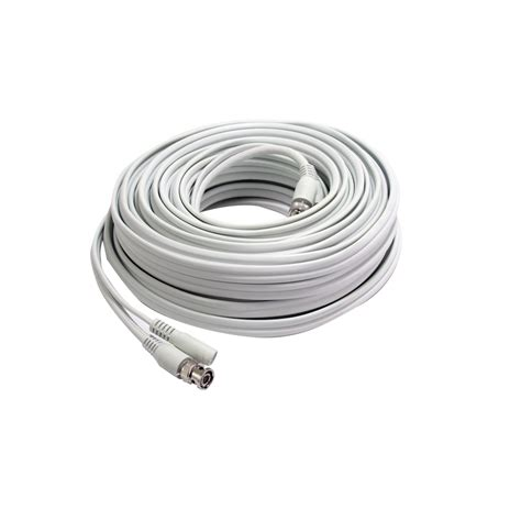 100 Ft Security Cable - shop alert 100 ft 10 2 stranded shielded white