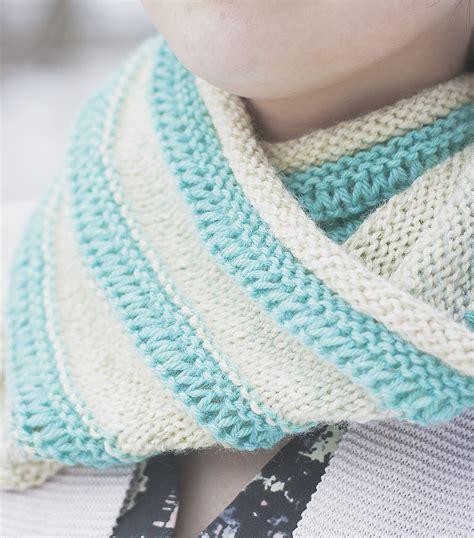 free drop stitch knitting patterns colorful cowl knitting patterns in the loop knitting