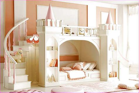 castle bed with slide princess loft bed with stairs 100 bunk bed combo bunk bed
