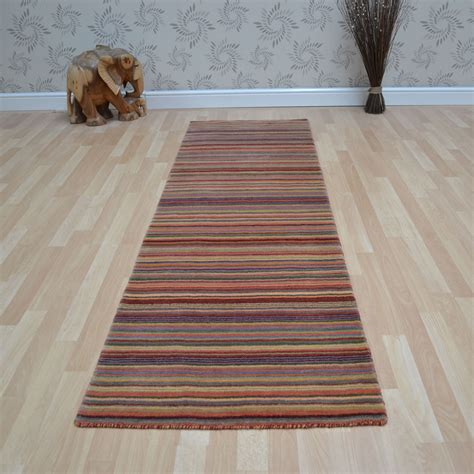 Mat Runner by And White Striped Rug Runner Color Combinations For