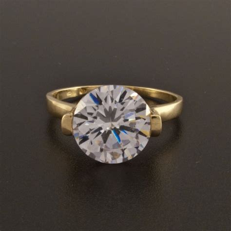 Verlobungsring Preis by Gold Verlobungsring Zirkonia Goldpointshop De
