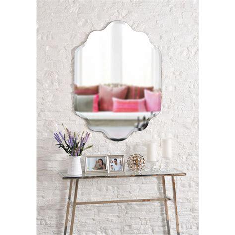 mirrors irregularly shaped one decor kenroy home acclaim irregular decorative wall mirror 60336