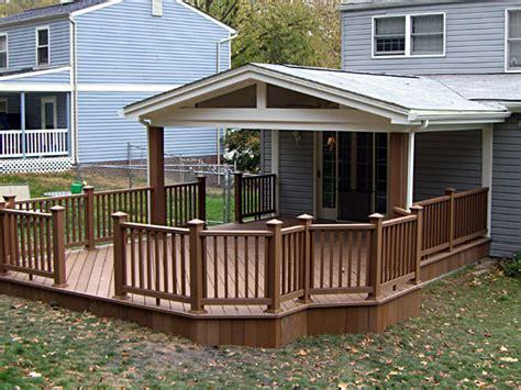 covered deck ideas image detail for custom decks wood decks composite