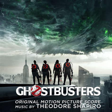 film ghost soundtrack ghostbusters score album details film music reporter