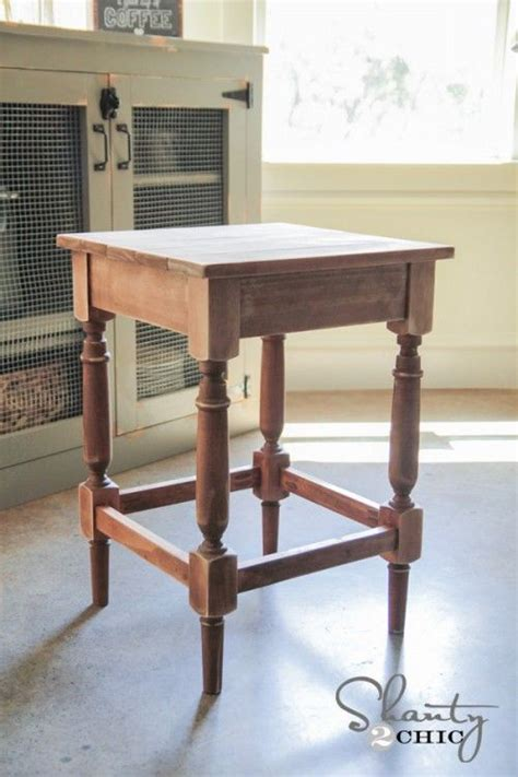 build your own bar stools diy bar stool wood projects