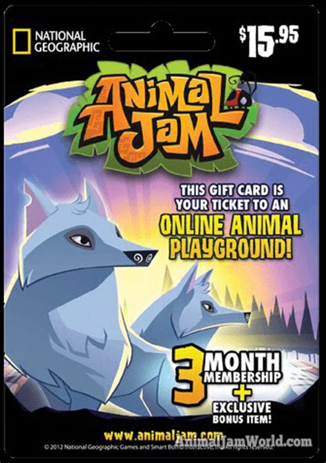 Animal Jam Arctic Wolf Gift Card Code - animal jam arctic wolf codes animal jam world