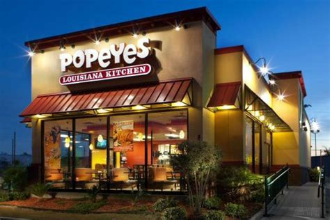 Popeyes Louisiana Kitchen by 12 Things You Might Not About Popeyes Al
