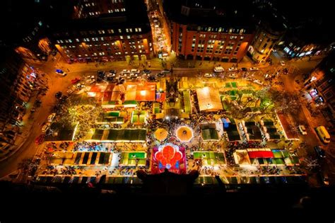 ideal home show at christmas and top 5 christmas markets