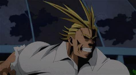 all might vs nomu   boku no hero academia   know your meme