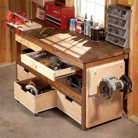 diy woodworking bench woodwork diy workbench pdf plans