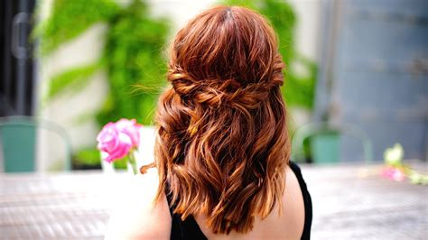 cute hairstyles you can do in 10 minutes trubridal wedding blog 10 cute hairstyles you can do in