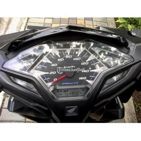 Honda Pcx Tahun 2015 Hitam Terawat honda vario cbs 150 eksklusif warna hitam tahun 2015 surat