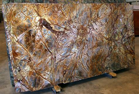 Rainforest Brown Granite Countertop by Classic Marble Granite Inc Marble Gallery