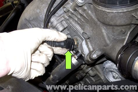 bmw  engine temperature sensor replacement