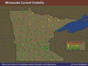 Mn Weather Minnesota Visibility Map Air Sports Net