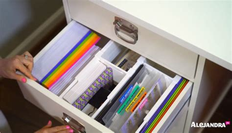 Organizing Desk Drawers Most Organized Home In America Part 2 By Professional Organizer Alejandra Costello