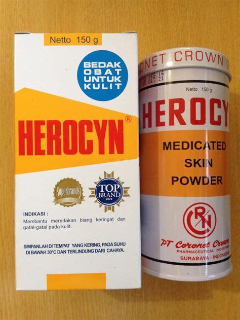 Herocyn 150 Gr Bedak Gatal jual bedak herocyn 150gr di lapak sumber hoki jaya sumber