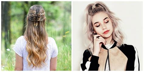 hairstyle  teenage girl  top fashionable updo