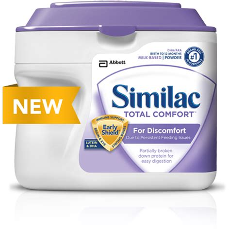 similac total comfort ready to feed similac total comfort for discomfort due to persistent