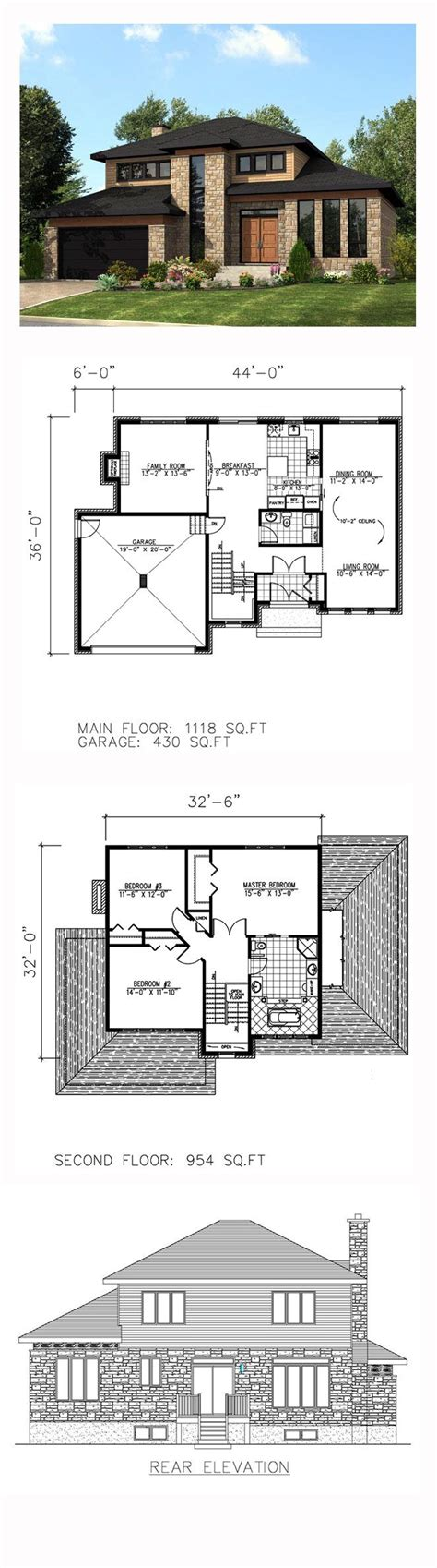 floor plan of modern family house best 25 modern house plans ideas on pinterest modern
