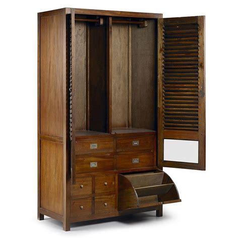 armadio coloniale armadio etnico coloniale legno etnico outlet mobili etnici