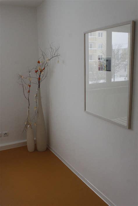 coole ideen für die wohnung wand grau modern