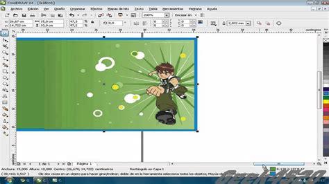 corel draw x4 que es crear una tarjeta de cumplea 241 os quot corel draw x4 quot youtube