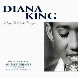 "Diana King   I Say A Little Prayer (Vinyl, 12"", 33 ? RPM"