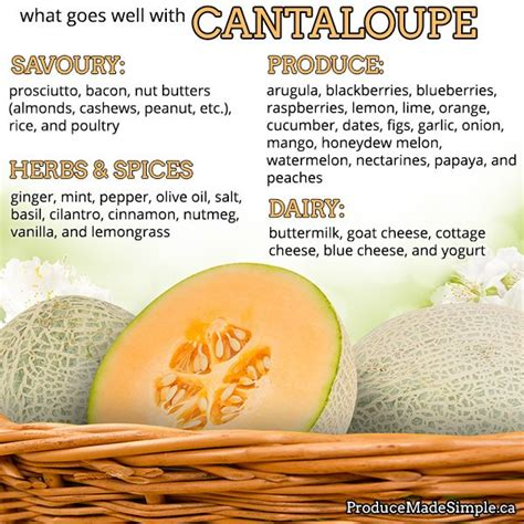 What Goes Well With Cantaloupe Produce Made Simple What Goes Well With Cottage Cheese