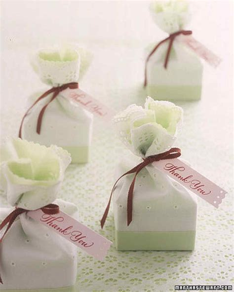 Wedding Favors Martha Stewart by Lacy Favors Martha Stewart