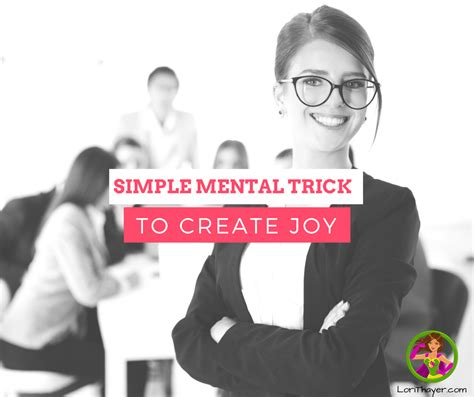 Simple Trick To Make Your - create with this simple mental trick