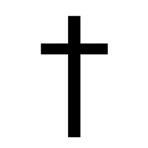 black cross tattoo designs plain cross tattoos
