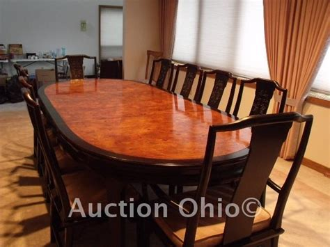 High Quality Dining Room Sets High End Quality Vintage Dining Room Set By Century Furniture From Their Retired Chin Hua Line