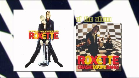 Roxette Crash Boom Japan Cd roxette fireworks from the album crash boom