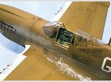 Curtiss P-40N Kittyhawk by Werner Scheibling (Mauve 1/48) T 34 Blueprints