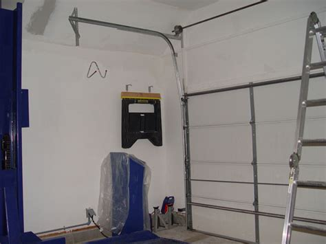 High Ceiling Garage Door Opener High Lift Garage Doors Rocky Mountain Garage Co