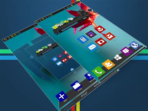 next launcher themes apk windows 8 next launcher apk theme for android androhub
