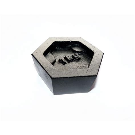 barbel 1kg buy 1kg iron hexagonal calibration test weight from tws