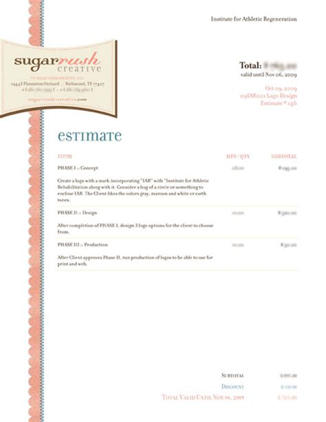 illustration invoice template invoice like a pro design exles and best practices