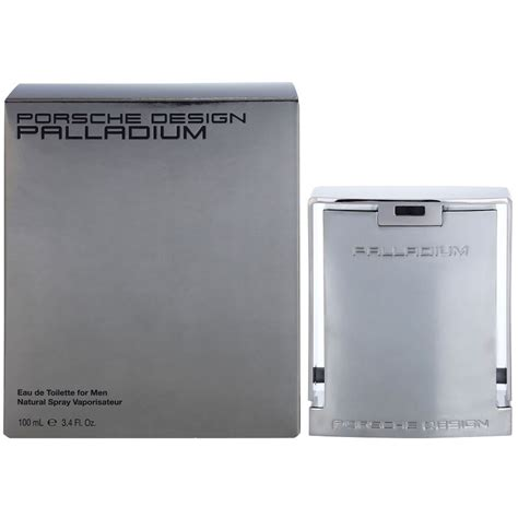 Porsche Design Parfum by Porsche Design Palladium Eau De Toilette For 100 Ml