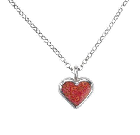 adina plastelina pendant with circle chain necklace