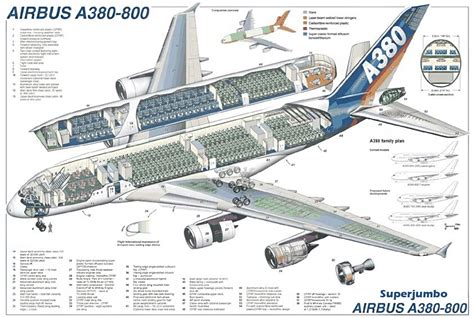 sections of an airplane cross section of the airbus a380 aircraft s 246 k p 229 google