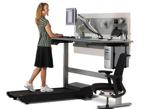sit to walkstation desk treadmill burn calories while you