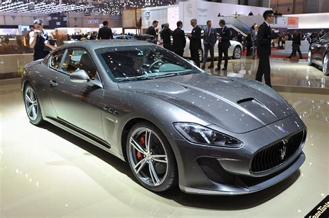 Maserati Stradale Price by 2013 Maserati Granturismo Mc Stradale Gets Its Groove